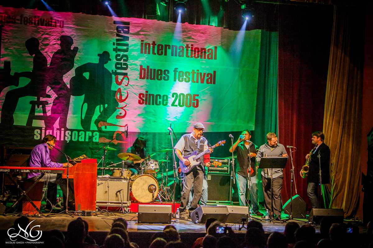 Partnering with Sighișoara Blues International Festival 1