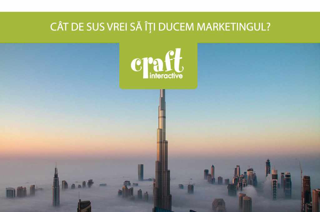 Marketing online de performanță de la Craft Interactive 1