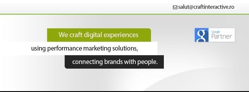 Online Performance Marketing from Craft Interactive 1