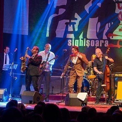 Alături de Sighișoara Blues International Festival, încă de la debut 2