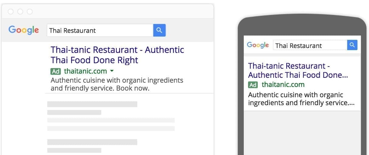 How do you build a Google Adwords Search campaign? 6