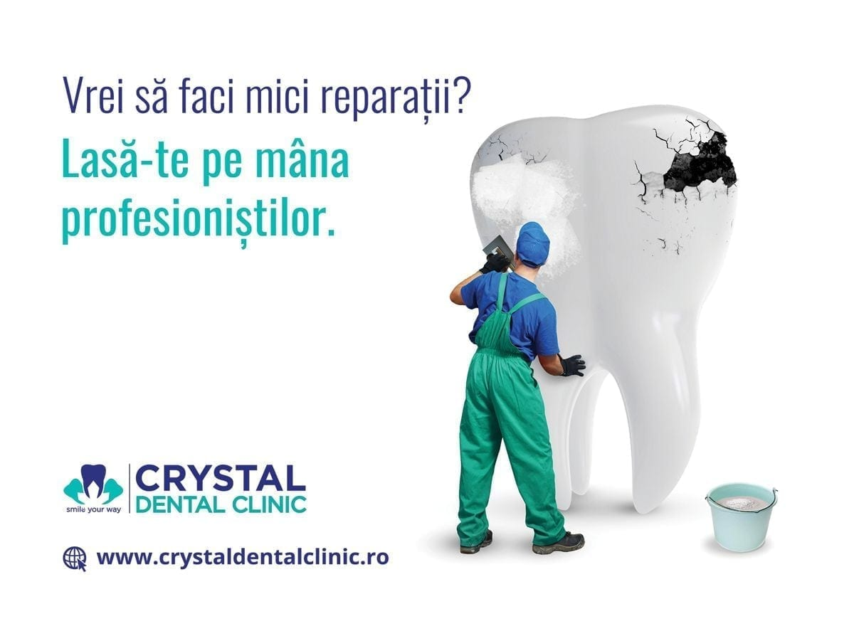 Outdoor Crystal Dental Clinic