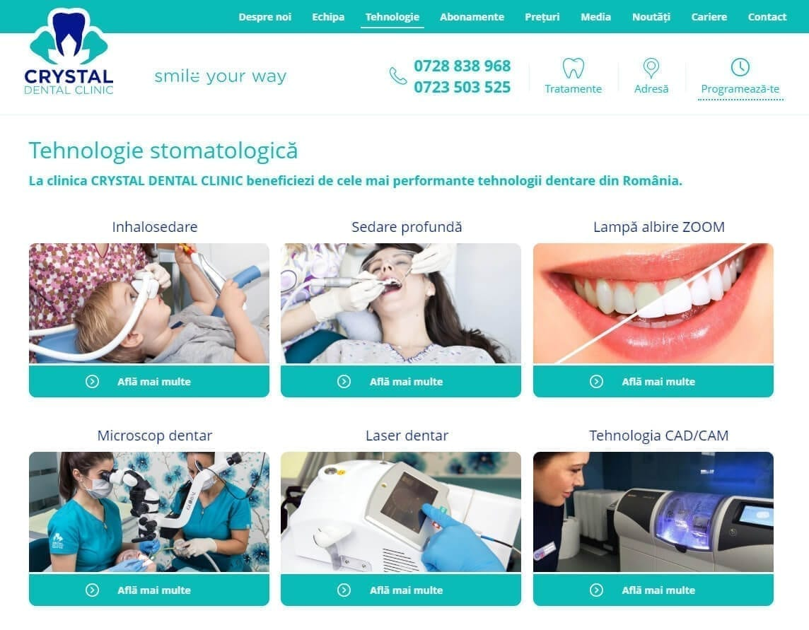website_crystaldentalclinic