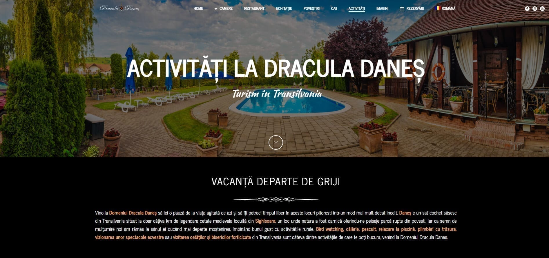 website dracul
