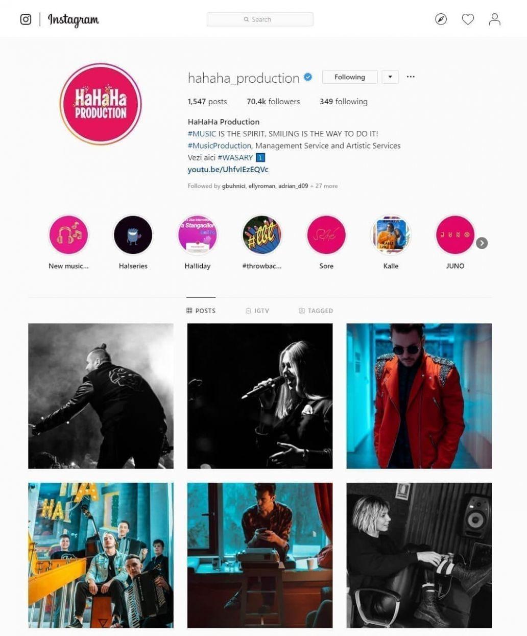 Social media hahaha_production