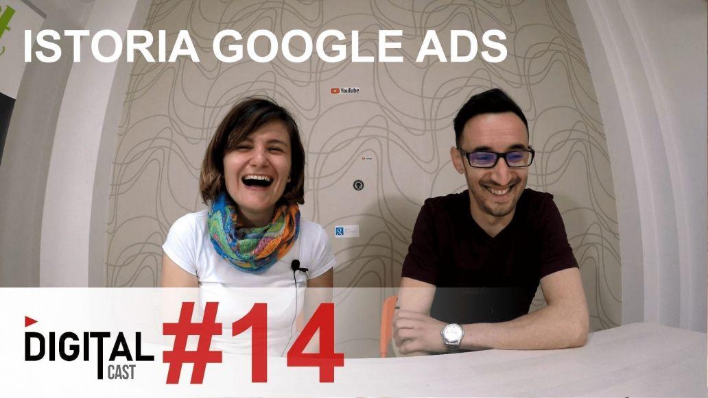 Istoria Google Ads