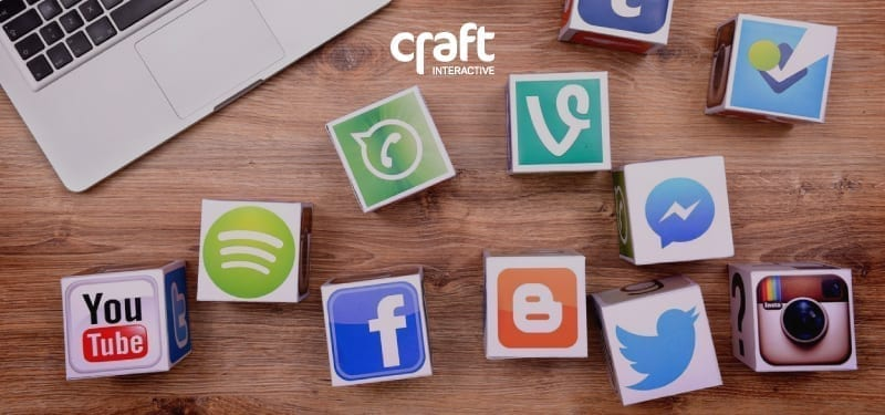 agentie de social media - craft interactive