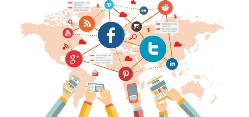 obiective de business in social media craft interactive