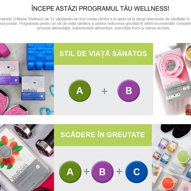 Wellness by Oriflame 1