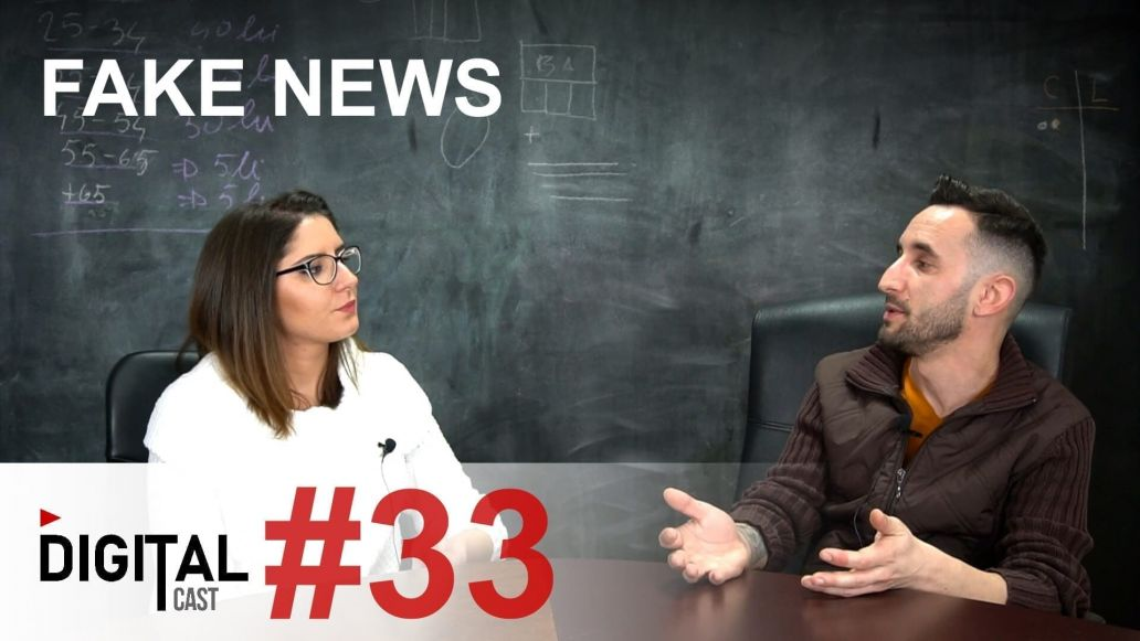 #DigitalCast-33-Fake-News