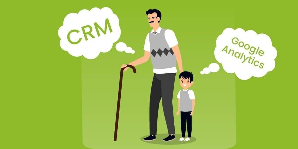 Google-Analytics-si-CRM