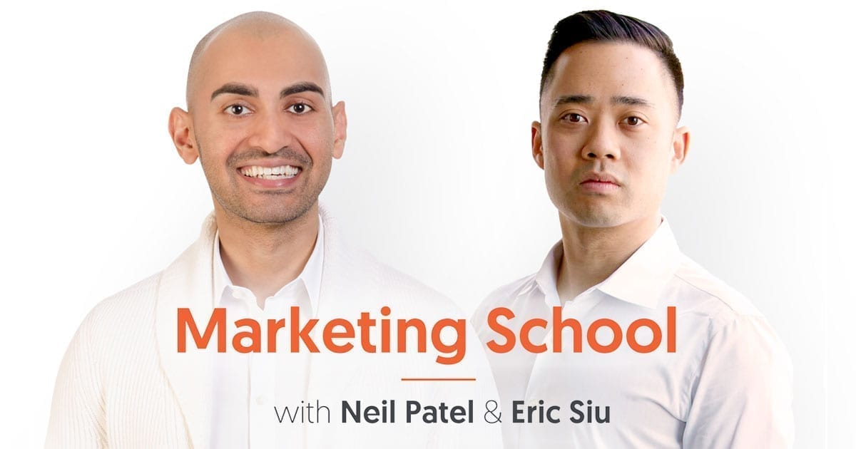 Marketing School cu Neil Patel